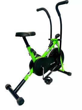 Home gym cycle airbike