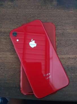 IPHONE XR 128GB DUAL SIM BARANG MULUS SUPER FULLSET