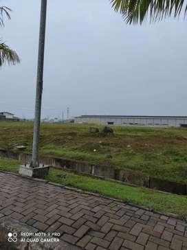 Dijual Tanah Kavling Luas di Kawasan Industri Modern Cikande, Serang