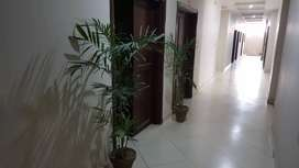 Fully Furnished one bed room flat is available for rent