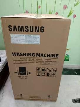 Samsung Washing Machine Model No- WA11J57; Date of Purchase-2nov,2019