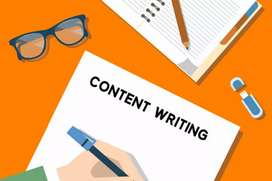 Freelancer Content writer (Female preferred)