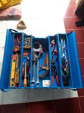 Tools box second