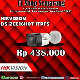 HIKVISION EXPIF DS-2CE16H0T-ITPFS 5MP + SOUND