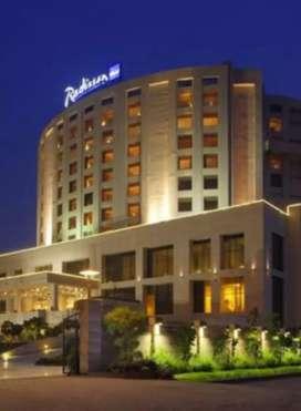 5* hotel job