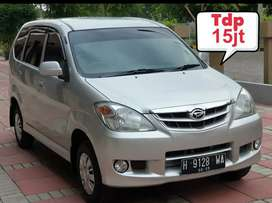 Daihatsu Xenia 1.0 cc 2008 pmk MT nik 2007 orisinil Paling irit