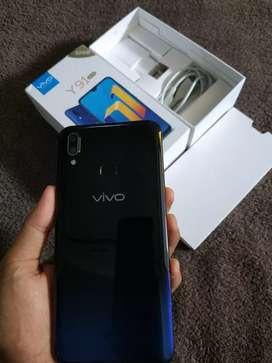 Vivo Y91 2019 Ram 2/32Gb Fullset