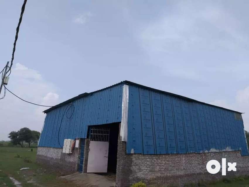 New flourmill plant Rent only 35000 0