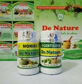 Paket Obat Stroke Ringan Berat Herbal De Nature