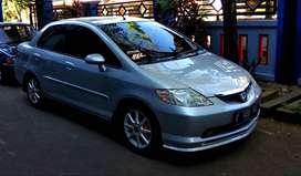 Honda city vtec 2005 manual