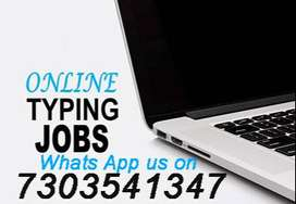 Simple Data Entry Jobs Available For Students and Housewifes