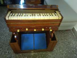 3 line Reeds leg harmonium reeds with excellent playing condition