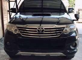 FORTUNER 2.7 G AT Lux, bensin , thn 2012 , Sangat Terawat , AC dingin,