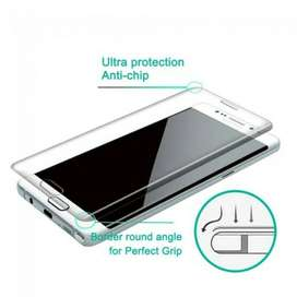 Anti Gores Samsung Note 7 FE Tempered Glass Full Bening