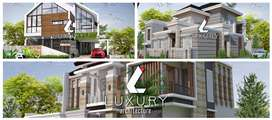 Jasa arsitek khusus rumah mewah di Payakumbuh