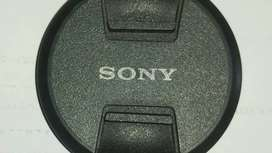 Sony lens Cape 55mm