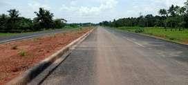 1 to 500 acres original land near seaport airport road kalamassery