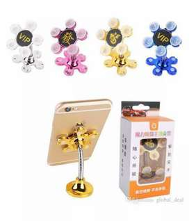 BRAND NEW 2019 VIP DUAL SUCTION CUP GRIP MOBILE HOLDER