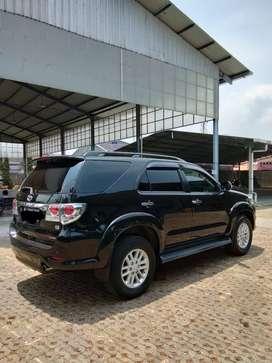 Fortuner diesel manual VNT 2012 harga CASH