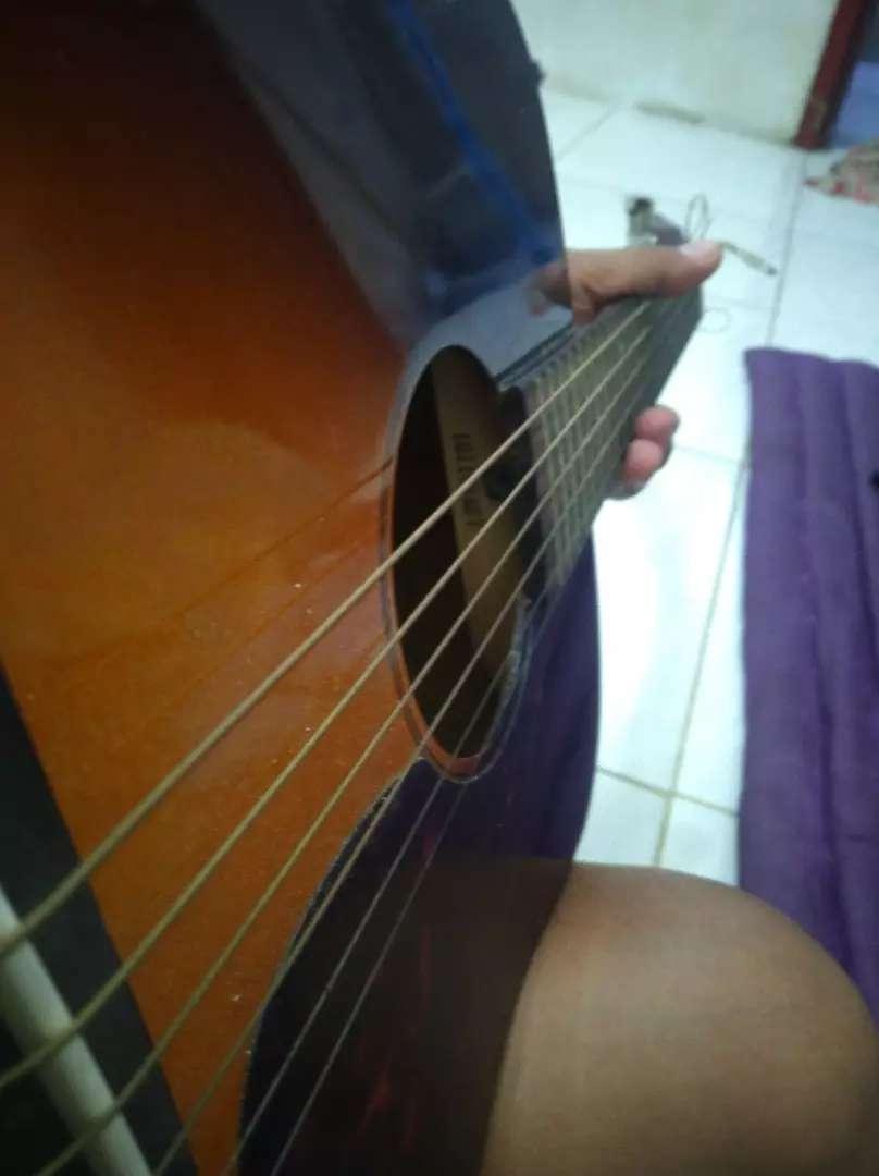 Gitar akustik Yamaha bekas 3/4 0