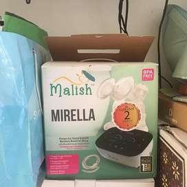 Pompa Asi Breastpump Malish Mirella