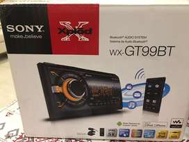 Sony Car Stereo Bluetooth, phone connectivity, CD player, FM/AM