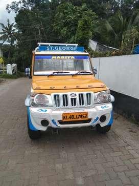 Mahindra Bolero Plus BS IV, 2014, Diesel