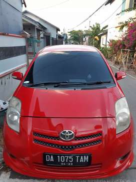 Toyota Yaris Automatic Type S Limited