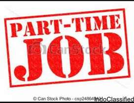 Pepper writing home besed part time job available