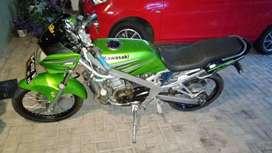 ninja 150r hijau