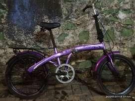 jual sepeda lipat exotic r20