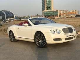 Bentley Continental GTC Convertible, 2007, Petrol