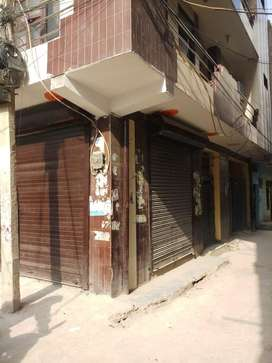 Beautiful two side open north east facing Shop on Som Bazaar Road