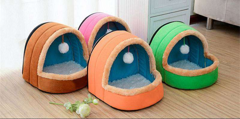 Cat houses and dog beds 0
