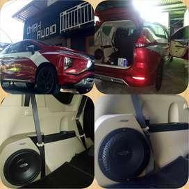 Paket audio xpander harian , komplit set..