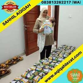 Layanan aqiqah Tangerang Jakarta Amanah (dokumenvideo dan sertifikat)