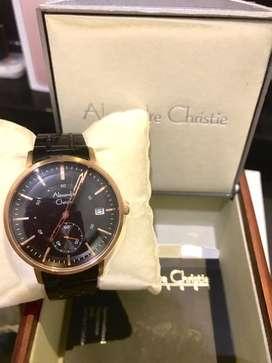 Jam tangan pria alexandre christie LIMITED EDITION