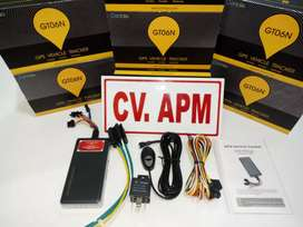 Paket murah GPS TRACKER gt06n pelacak canggih kendaraan, gratis server