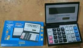 Calculator ( Citizen) for sale