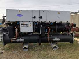 Carrier chiller water