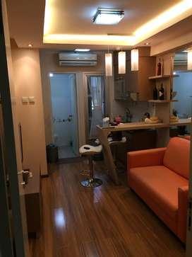 Dijual apartemen gading nias full furnish siap huni