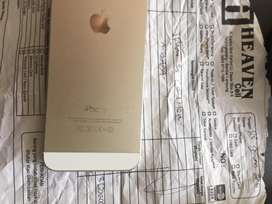 Iphone 5s gold unit only