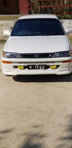 indus corolla pakistani model 1999