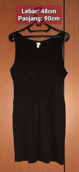 PRELOVED - Dress Basics H&M black