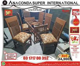 dining tables with chair set