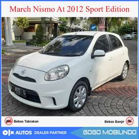 March Nismo At 2012 Sport Edition langka