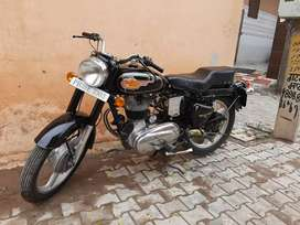 royal enfield bullet good condition all original parts