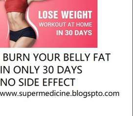 FAT FAST BURNING: A BELLY FAT REDUCER IN 30 DAYS