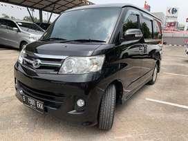 Mobil88 Buaran daihatsu Luxio X 2013 Manual Daihatsu Record