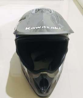Helm KLX 150S 99% like new